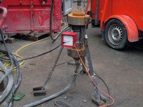 Variable Area Flowmeter in a High-Pressure