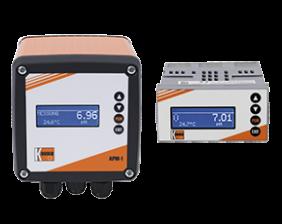 apm-1-analyse.png: Transmitter / Controller APM-1