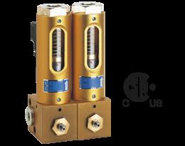 bvb-durchfluss.png: Manifold pour circuits de lubrification BVB