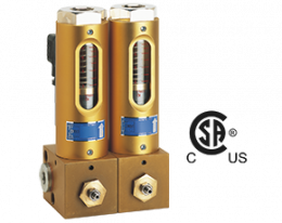 bvb-durchfluss.png: Válvula Manifold para Circuitos de óleo lubrificante BVB