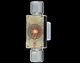 df-h-durchfluss.png: Medidor, Monitor e Totalizador de Vazão tipo Rotativo DF-H