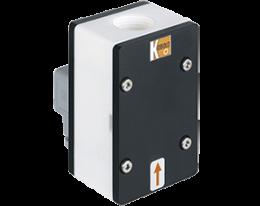dft-13-durchfluss.png: Rotating Vane Flowmeter - Pulse Output DFT-13