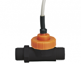 dpl-f5-durchfluss.png: Rotating Vane Flowmeter - Pulse Output DPL-..F5