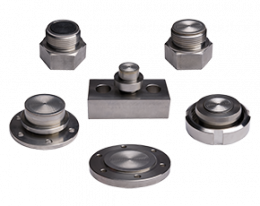 drm-druck.png: Diaphragm Seals for Pressure Gauges DRM