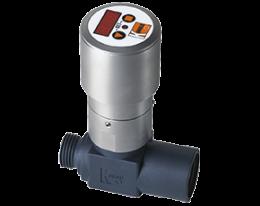 drs-c3-durchfluss.png: Turbine Wheel Flowmeter / monitor - Compact Electronic DRS-..C3