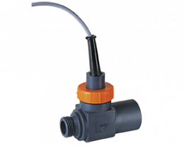 drs-f5-durchfluss.png: Turbine Wheel Flowmeter / monitor - Pulse Output DRS-..F5