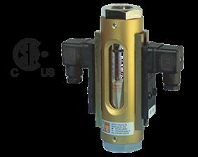 dsv-3-durchfluss.png: Float-Type Flowmeters / switches DSV-3