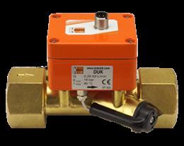 duk-f3-durchfluss.png: Ultrasonic Flowmeter - Pulse Output DUK-..F3