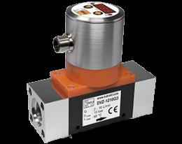dvz-c3-durchfluss.png: Débitmètre vortex électronique compacte DVZ-..C3