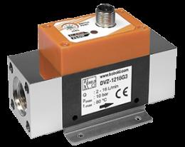 dvz-s3-durchfluss.png: Vortex Flowmeter - Switch DVZ-..S3
