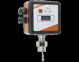 dwd-durchfluss.png: Baffle Plate Flow Transmitter DWD