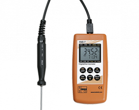 hnd-t105-205-110-temperaturt.png: Precision Hand-Held Thermometer HND-T105,-T205,-T110