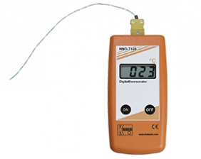 hnd-t120-temperatur.png: Precision Hand-Held Thermometer HND-T120