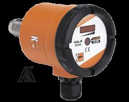 kal-k-durchfluss.png: Flussimetro calorimetrico /- segnalatore KAL-K