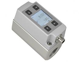 kme-durchfluss.png: Compacte luchtflowmeter  KME