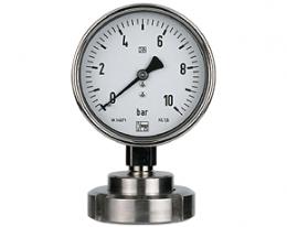 l1-man-r.png: Celonerezové tlakoměry s trubkovou pružinou MAN-R