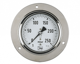 man-k-druck.png: Capsule Element Pressure Gauges MAN-K