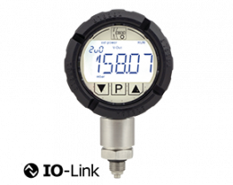 man-lc-druck.png: Digital Pressure Gauge with IO-Link MAN-LC