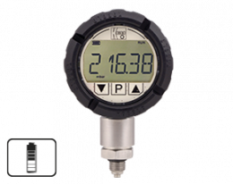 man-sc-druck.png: Digital Pressure Gauge - Battery Powered - MAN-SC