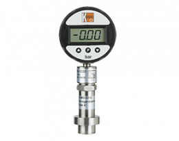 man-sd-drm-189-druck.png: Digital Pressure Gauges with Diaphragm Seals for Homogenizing Machines MAN-SD..DRM-189