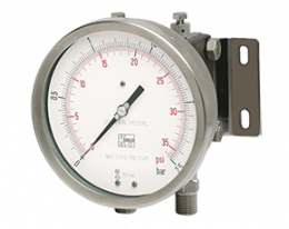 man-u-druck.png: Differential Pressure Gauge MAN-U