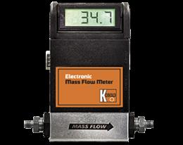 mas-durchfluss.png: Medidor e Controlador de Vazão Mássico para Gases MAS