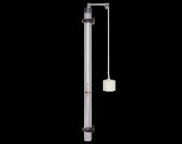 nbk-19-fuellstand.png: Obtokový indikátor výšky hladiny závesné vyhotovenie NBK-19