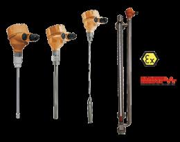 ngm-fuellstand.png: Geleideradar niveautransmitter type NGM