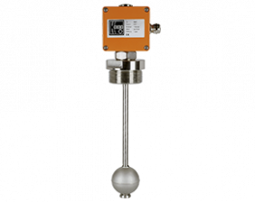 nmt-fuellstand.png: Magnetostrictive Level Meters NMT