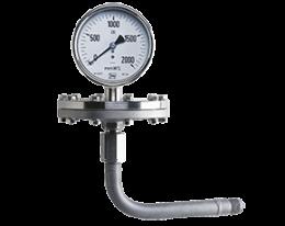 npf-fuellstand.png: Mesure de niveau par manomètre à membrane NPF