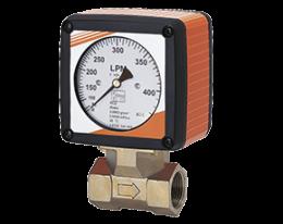 rcd-z-durchfluss.png: Débitmètre à pression différentielle RCD-..Z