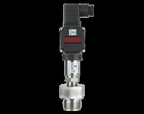 sen-drm-600-druck.png: Pressure Sensor with Diaphragm Seal and AUF SEN..DRM-600