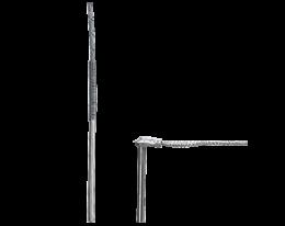 tte-6-8-temperatur.png: Thermocouples à immerger ou à enficher  TTE-6/-8