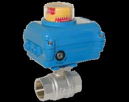 z1-kua-ka.png: Vanne à boisseau sphérique à commande électrique KUA-KA