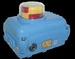z1-kua.png: Gulový kohút  s elektrickým pohonom KUA