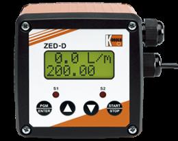 zed-d-zubehoer.png: Doseerelektronica type ZED-D