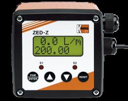 zed-z-zubehoer.png: Tel-elektronica type ZED-Z